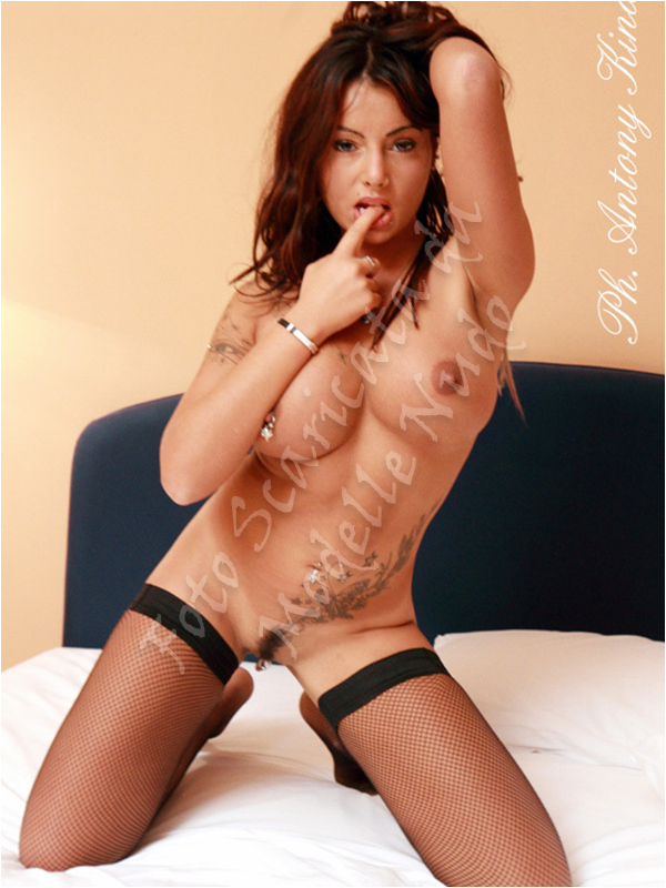 Angela Diamond fotomodella piemontese