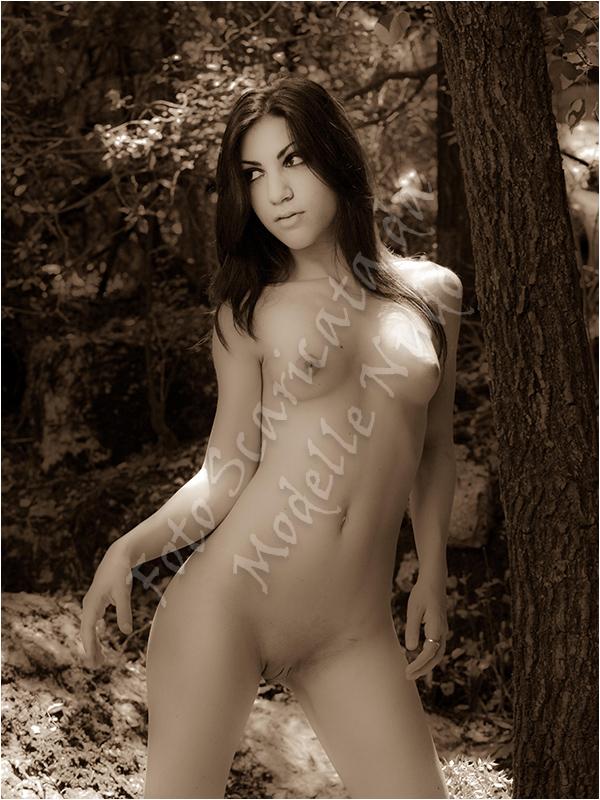 Magena Yama modella veneta