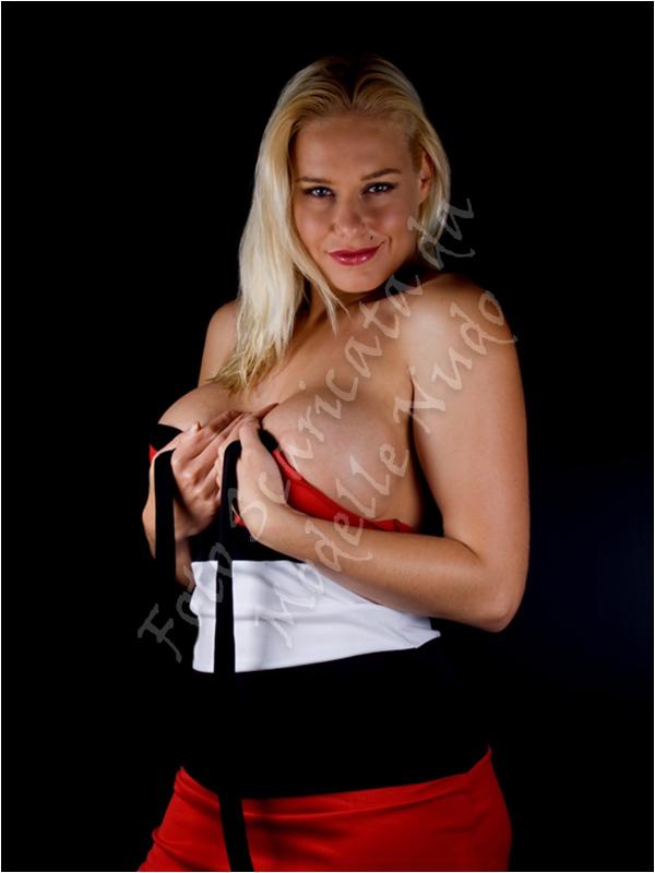 Miss Hermina modella olandese