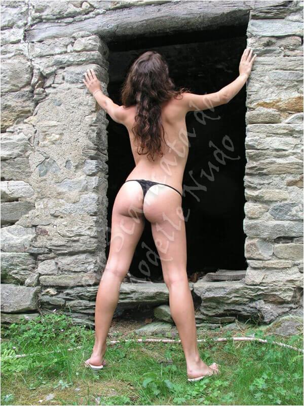 Alice Fotomodella Cuneo