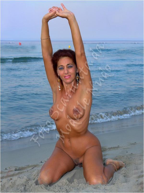 Ramona Naturista Ibiza
