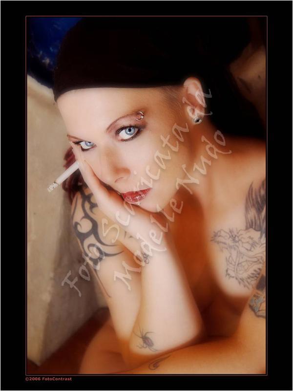 Miss Foxxy modella olandese